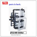 Spare parts list for air conditioner and refrigeration  1500T vessel